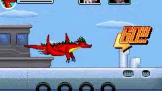Detonado American Dragon Jake Long Stage...