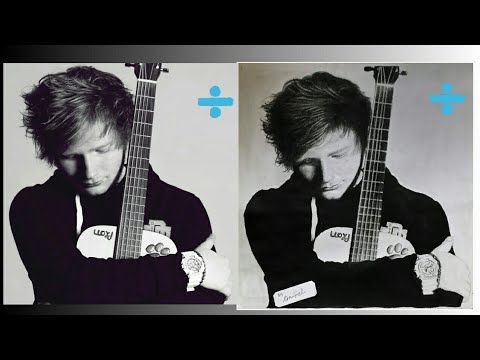 DRAWING OF ED SHEERAN ||REALISTIC PORTRAIT ||TIMELAPSE DRAWING.