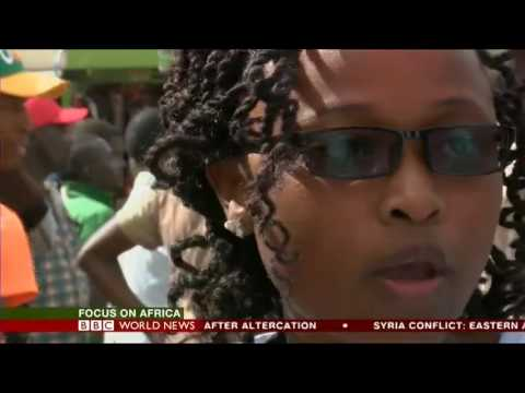 Amit Thakker, Africa Health Business Chair featured on BBC World News 06/10/2016