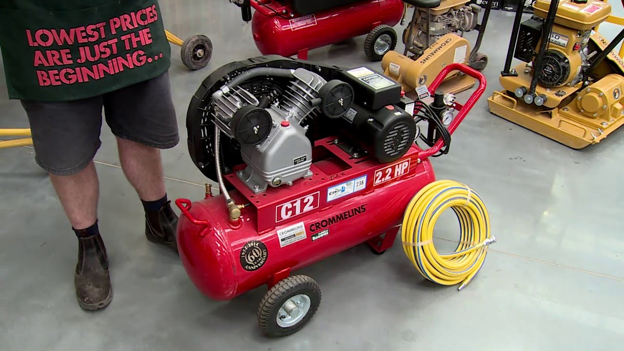 Tips for Using an Air Compressor - DIY at Bunnings