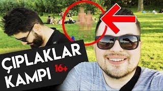 Çıplaklar kampına baskin yaptık! 16+ ► İFŞA ◄Drone ile goruntulur aldık! - Hollanda