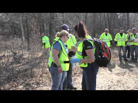 Wilderness Search and Rescue Training
