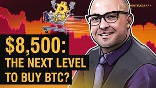 $8,500: The Next Target Price to Buy Bitcoin? | Crypto Markets