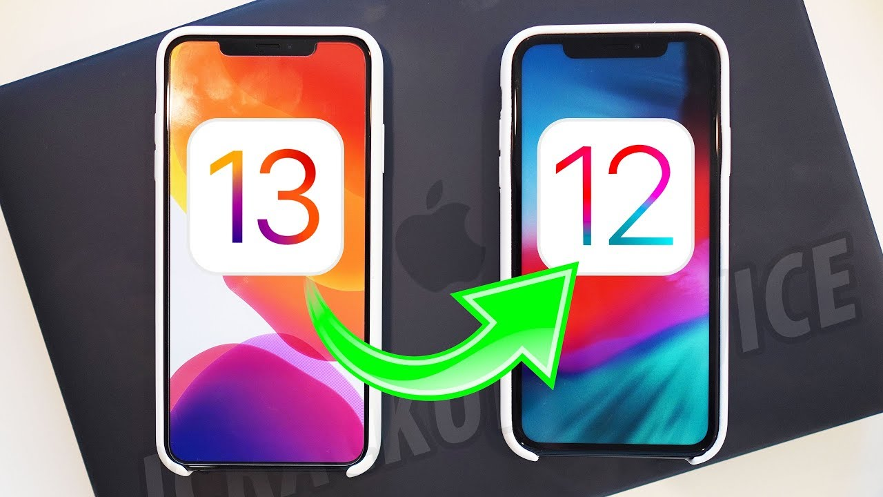 How to downgrade from the iOS 13.1 beta