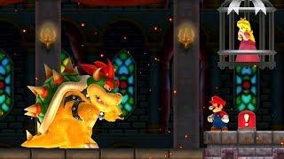 New Super Mario Bros. 2 - #12 Walkthrough