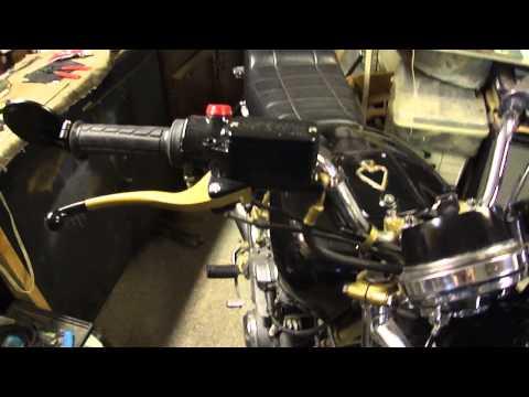 Replacing my front brake master cylinder