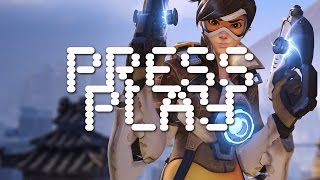 Press Play #4: Overwatch, lo sparatutto che sembra un film Pixar