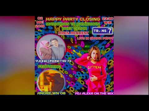 HAPPY PARTY CLOSING MARHABAN YA RAMADHAN YUDHA PRASETYA 73 FEAT ANDRE WN 08