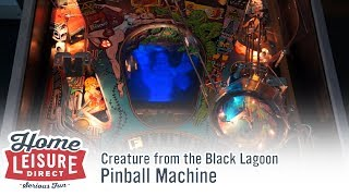 Creature from the Black Lagoon Pinball Machine (Bally 1992)