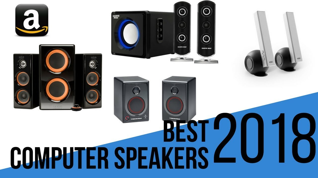 10 Best Computer Speakers 2018 Top Pc For Gaming And Multia