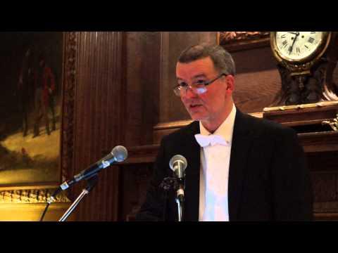 [3] Greg Walker, Regius Professor of Rhetoric and English Literature