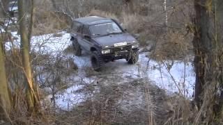 Dubna Trophy. Nissan Terrano, Нивы, Kia Sportage