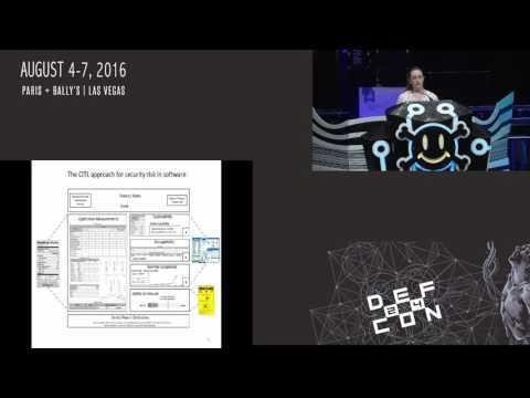 DEF CON 24 - Mudge Zatko and Sarah Zatko - Project CITL