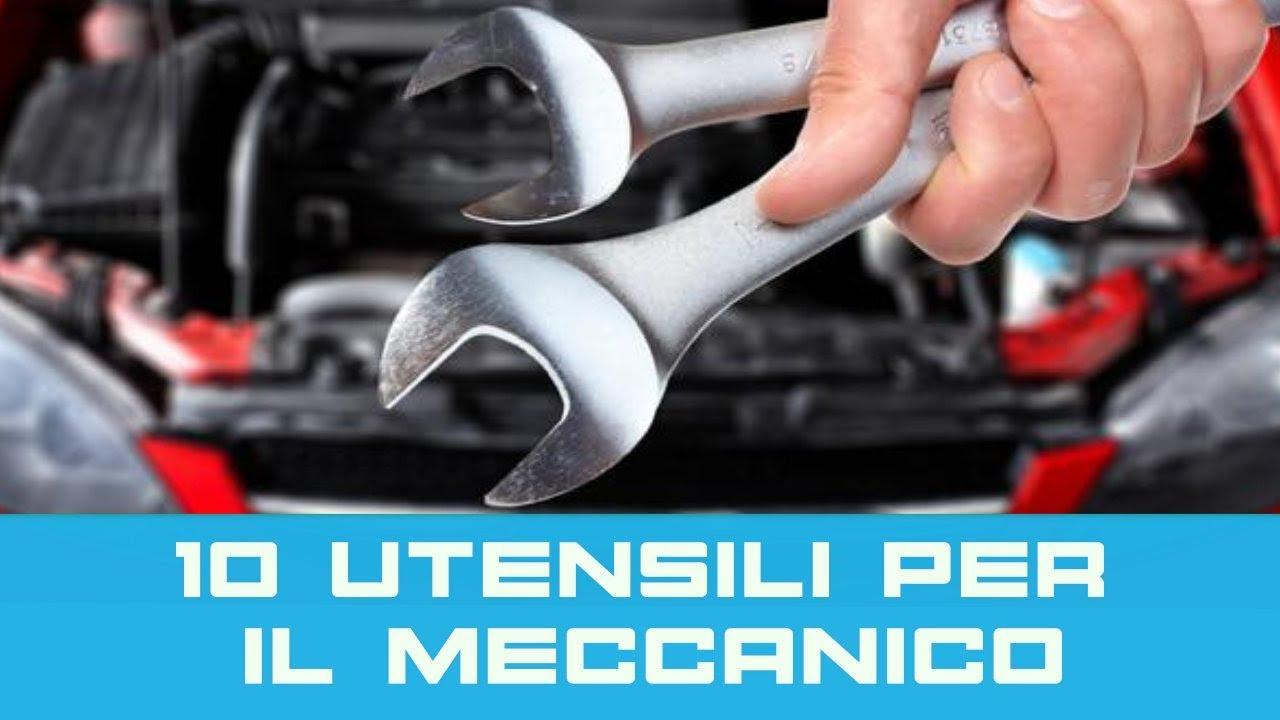 Download 10 Utensili per il Meccanico
