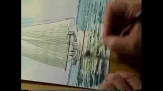Watercolor Workshop Eps 2 The Skipjack