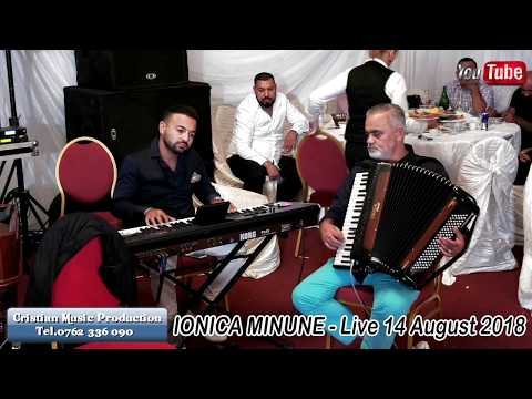 Ionica Minune 2018 - Program Live Nunta 14 August 2018 (Videoclip Full HD)