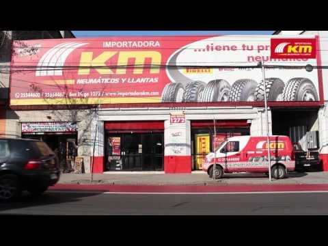 Neumáticos Chinos - Importadora Km