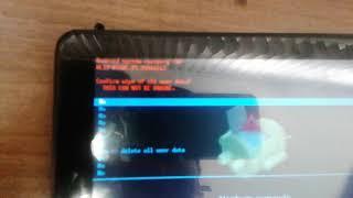 Como formatar Tablet Multilaser M7s