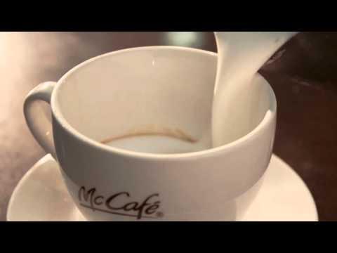 The sound of McCafe