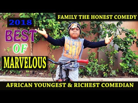 2018 Best of Marvelous African Richest and Youngest Comedian Part 1 Try Not To Laugh Compilation