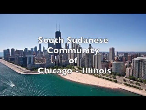 South Sudanese  in illinois USA