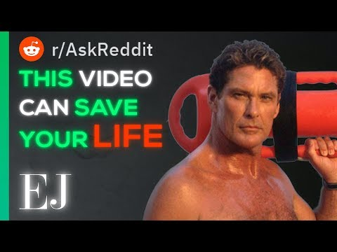Repeat Watching This Could Save Your Life   (r/AskReddit) by