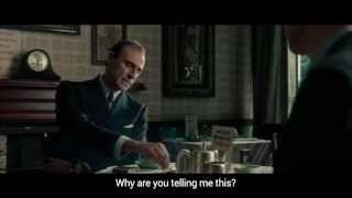 """Analysis of Negotiation Scenes From Movie """"The Imitation Game (2014)"""" by Fadhila Hasna."""