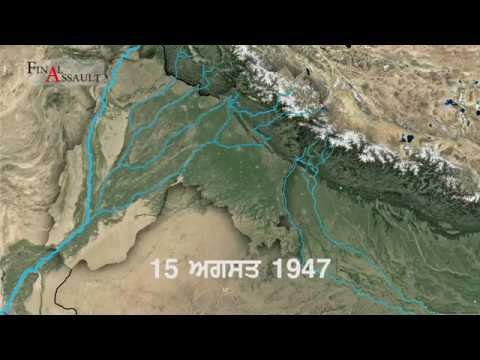 Documentary to help your decision about #Punjab Water #Referendum  India Robbed Sikhs