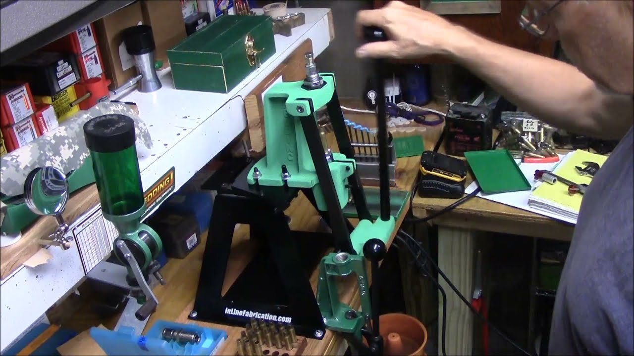 Redding UltraMag Single Stage Reloading Press