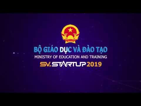 Clip toàn cảnh ngày hội Khởi nghiệp Quốc Gia SV startup 2019