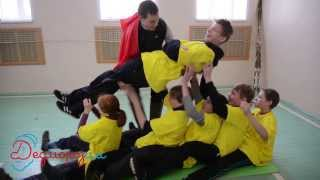 Ребята из детских домов обошли звезд мирового спорта(, 2014-02-13T04:50:15.000Z)