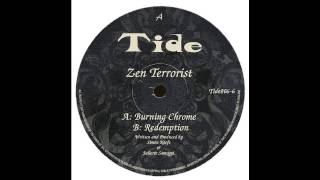 Zen Terrorists - Burning Chrome (Goa Trance 1997)