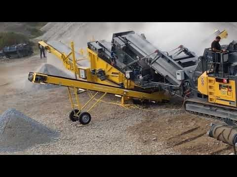 Amazing Construction Machinery Modern Trench Cutter and Drilling Rig. Awesome Heavy Equipment