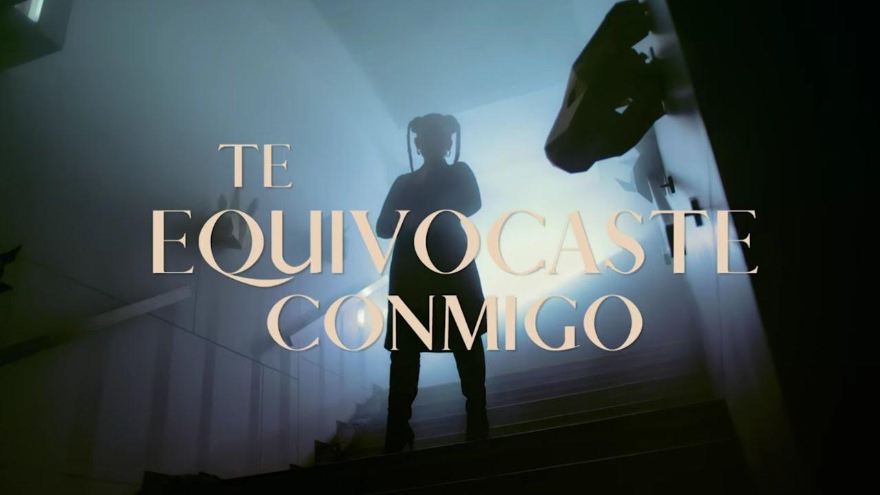 Download Daniela Darcourt - Te Equivocaste Conmigo (Video Oficial)