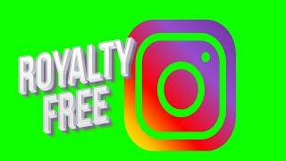 Download Best 4 Instagram Intro Green Screen Animated