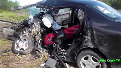 Auto Accident-CAR CRASHES- -Drunk Driving Accident-stupid1