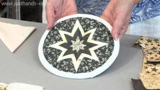 Folded Potholder  With Valerie Nesbitt