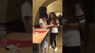 LP Meet & Greet with fans in Rome, Italy, 30.07.2018 (part.4)