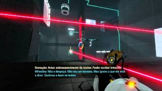 Portal 2 - GamePlay - Chapter 8 [HD]