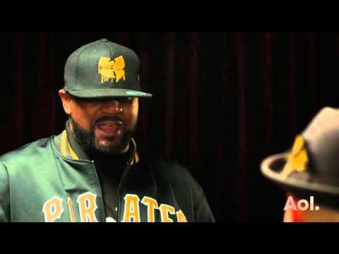 Ghostface Killah & Theo Rossi Preview - Act Like a Musician