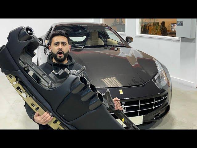 Ferrari FF | Behind The Sound | Custom Sound System