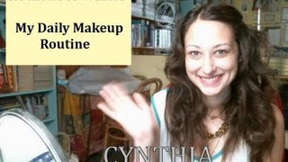 My Daily Makeup Routine 2013 II Clothed For Winter Thumbnail