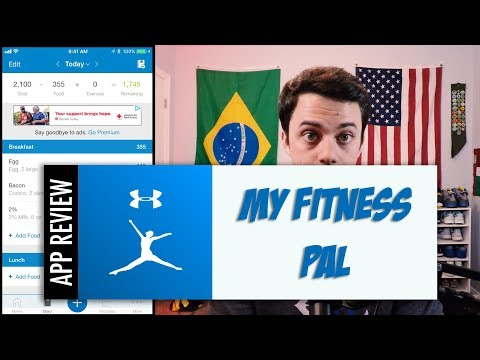 My Fitness Pal - Calorie counter and fitness tracking app thumbnail