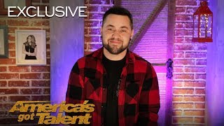 Brody Ray Wants To Inspire Change And Acceptance - America's Got Talent 2018