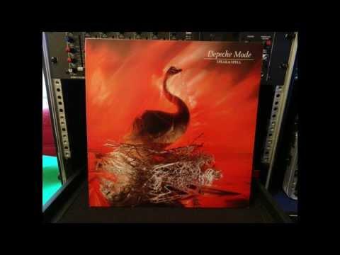 Depeche Mode Speak & Spell Track 1