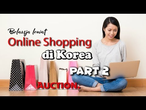 Belanja Online di Korea Selatan dengan Auction part 2 l online shoping in Korea