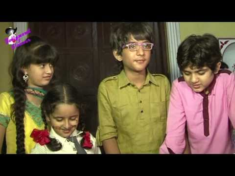 On location of TV Serial 'Veera'  The young  generation gets a farewell