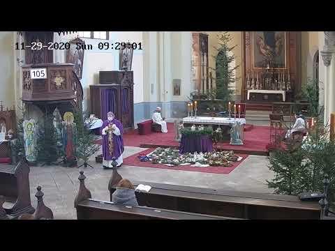 Homilie otce Tomase na 1. neděli adventní (B)