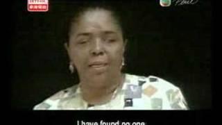 Cesaria Evora Mini Profile: Cape Verdean Queen of Morna Singing