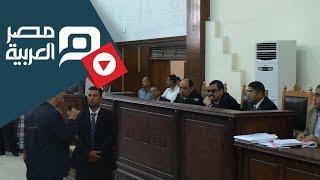 مصر العربية | الحسيني يترافع عن نفسه أمام محكمة عمليات رابعة